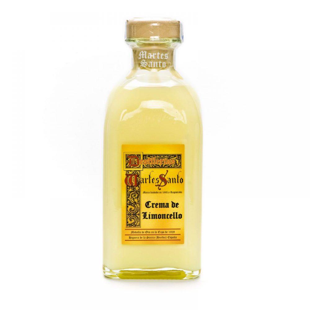 Crema de Limoncello Martes Santo