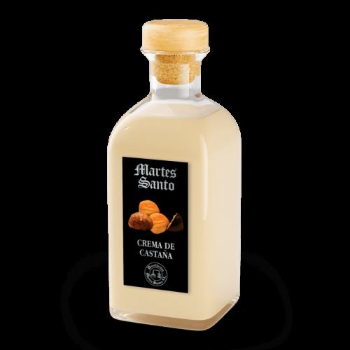 Crema de Castaña Martes Santo