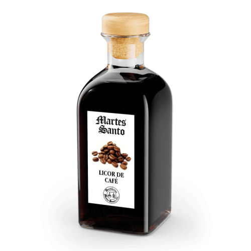 Licor de Café Martes Santo