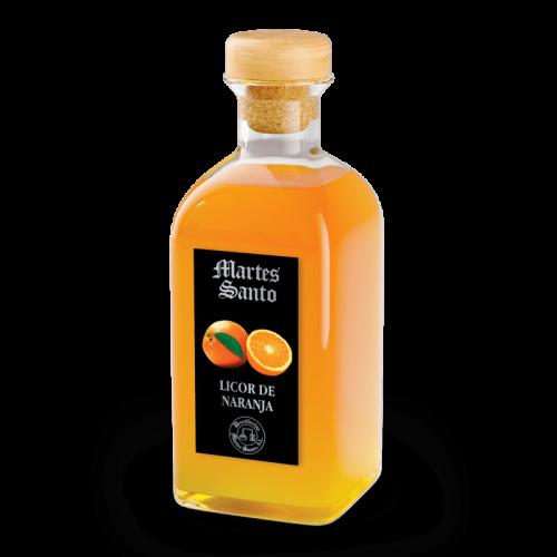 Licor de Naranja Martes Santo