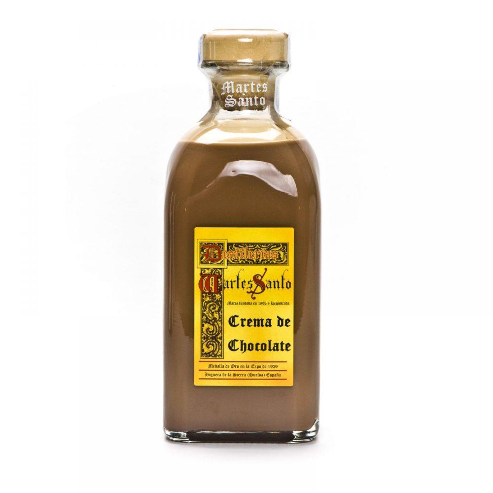 Crema de Chocolate Martes Santo